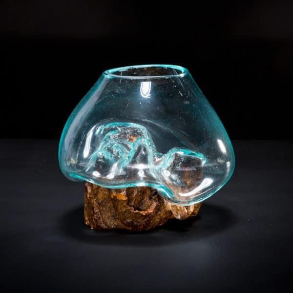 Molten Glass Bowl-0