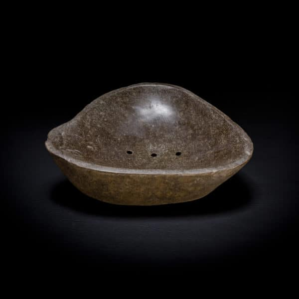 River Stone Soap Dish Large-0