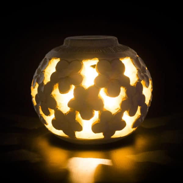 Stone Ball Lantern-554
