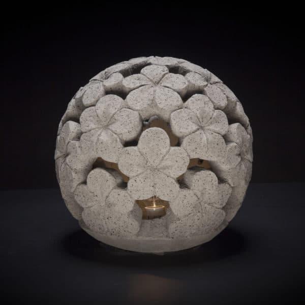 Stone Ball Lantern-0