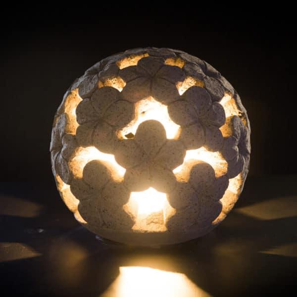 Stone Ball Lantern-169