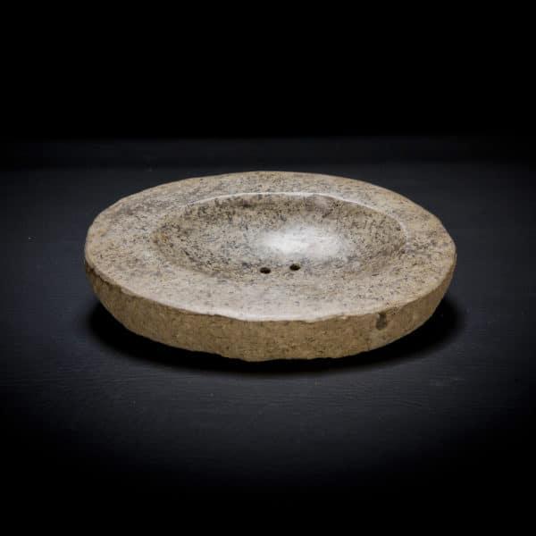 River Stone Soap Dish-0