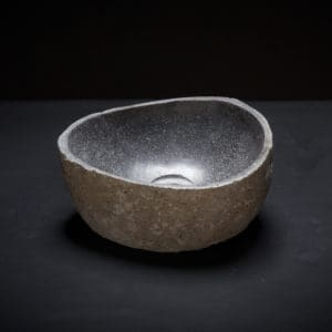 River Stone Mini Vessel Sink-0