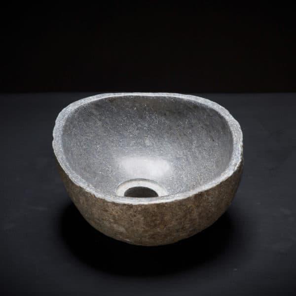 River Stone Mini Vessel Sink-354