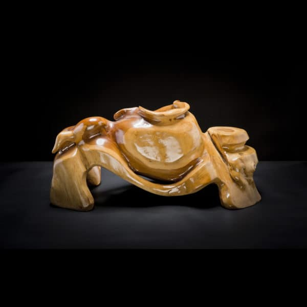 Teak Root Display Piece-372
