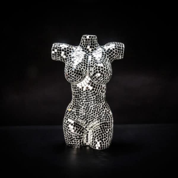 Mosaic Mirrored Woman-0