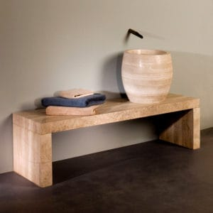 Stone Forest Vessel Sink
