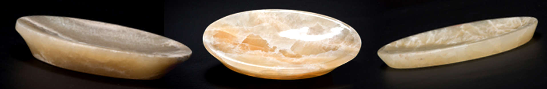 Onyx Soap Dishes