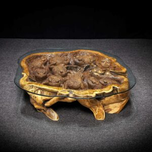 Teak Root Tea Table