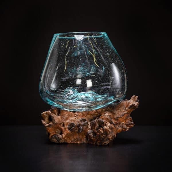 Medium Molten Glass Bowl