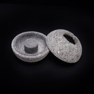 Lava Rock Incense Holder