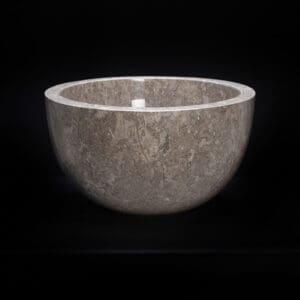 Deep Marble Stone Vessel Sink