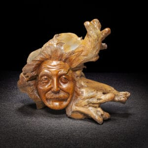 Einstein Carving