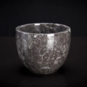 Black Marble Bowl
