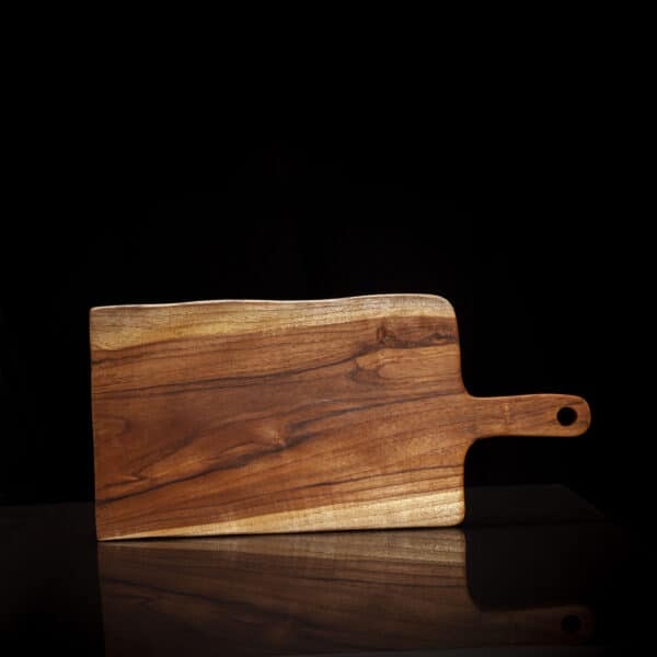 Wooden Cutting Board Cheese Plate